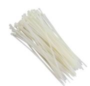 Abraçadeiras De Nylon Para Lacre Branca 4,8mm X 400mm