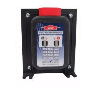 Adaptador de Tensão 4000va Potência 2800W 127/220 e 220/127