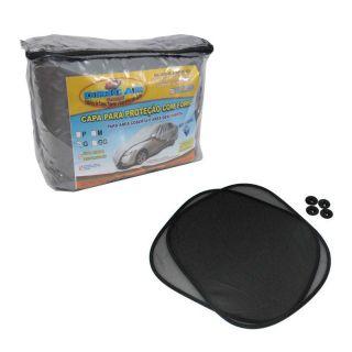 Capa de Proteção para Carro + Protetor Lateral para Vidro