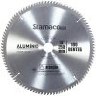 Disco de Alumínio 10 Pol 250mm 100 Dentes Com Bucha de Reduzir o Furo Stamaco