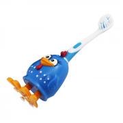 Escova Dental Infantil 3D Galinha Pintadinha Extra Macia