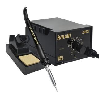 Estação de Solda Analógica Profissional 127V 60W Hikari