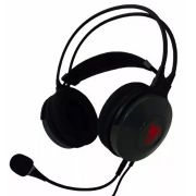 Fone Headset Gamer Hawkon - Com Microfone Pc/ps3/ps4/xbox360