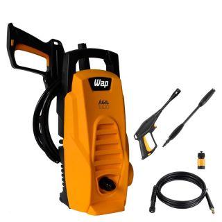 Lavadora de Alta Pressão 1300 PSI 1400W Wap Ágil 1800 127V