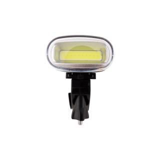 Luz de Segurança Frontal Bicicleta Farol Lanterna Led Bike