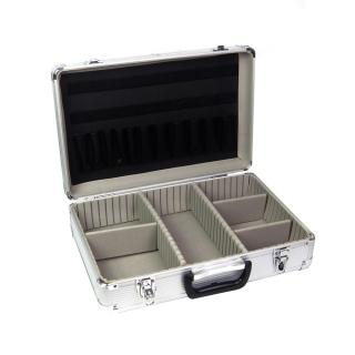 Maleta de Ferramentas Alumínio 425 x 280 x 120mm - Brasfort
