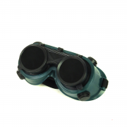 Óculos De Solda Articulável Com 2 Funções Western