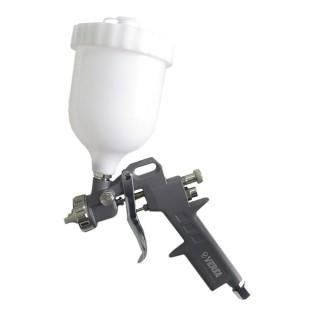 Pistola de Pintura Hvlp Automotiva 600ml Bico 1.5 a 2.0mm Pneumática Versa Max