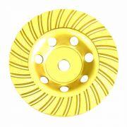 Rebolo Diamantado Turbo Rosca M14 CTPOHR Cód.14800115
