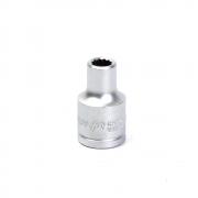 Soquete Avulso Estriado 1/2Pol x 8mm- 38mm Waft