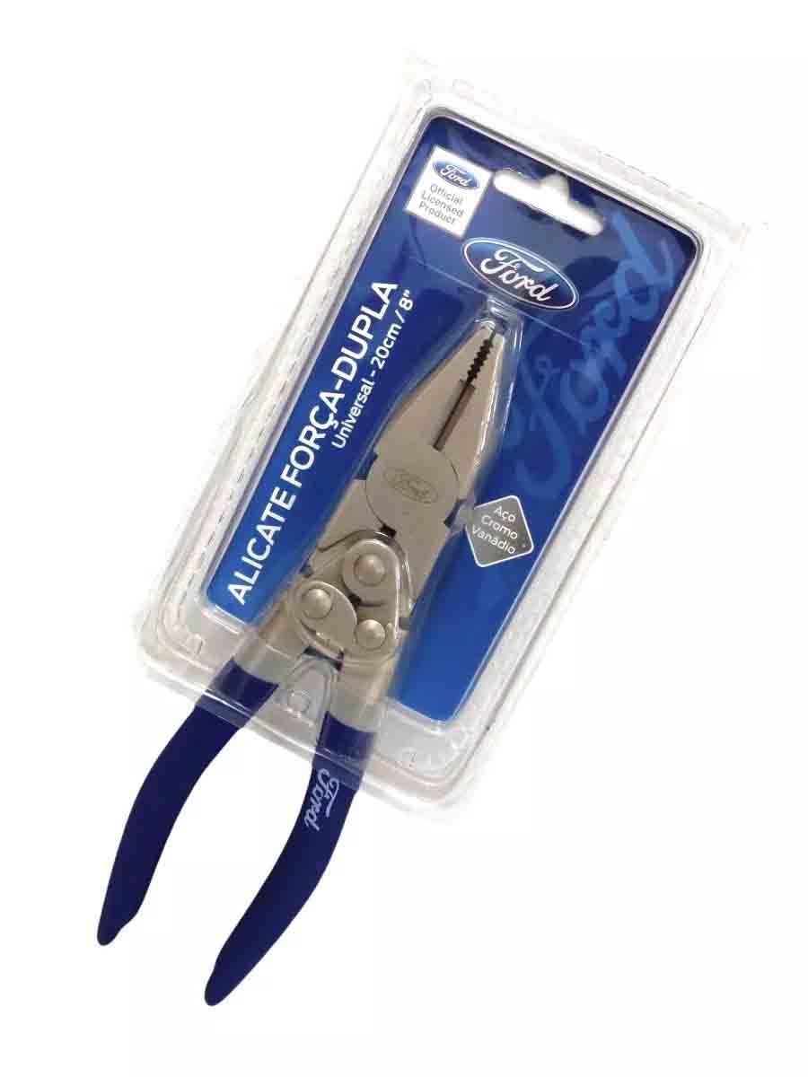 Alicate Força Dupla Universal 20cm 8 Polegadas Ford