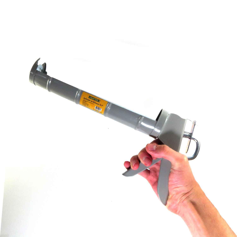 "Aplicador De Silicone Pistola Profissional 10,5"" Lugatools"