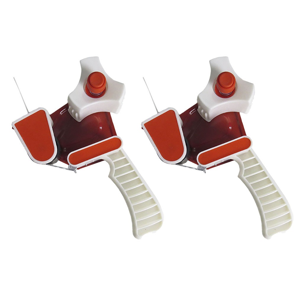 Aplicador Fita Adesiva Suporte Durex 50mm 2 unidades