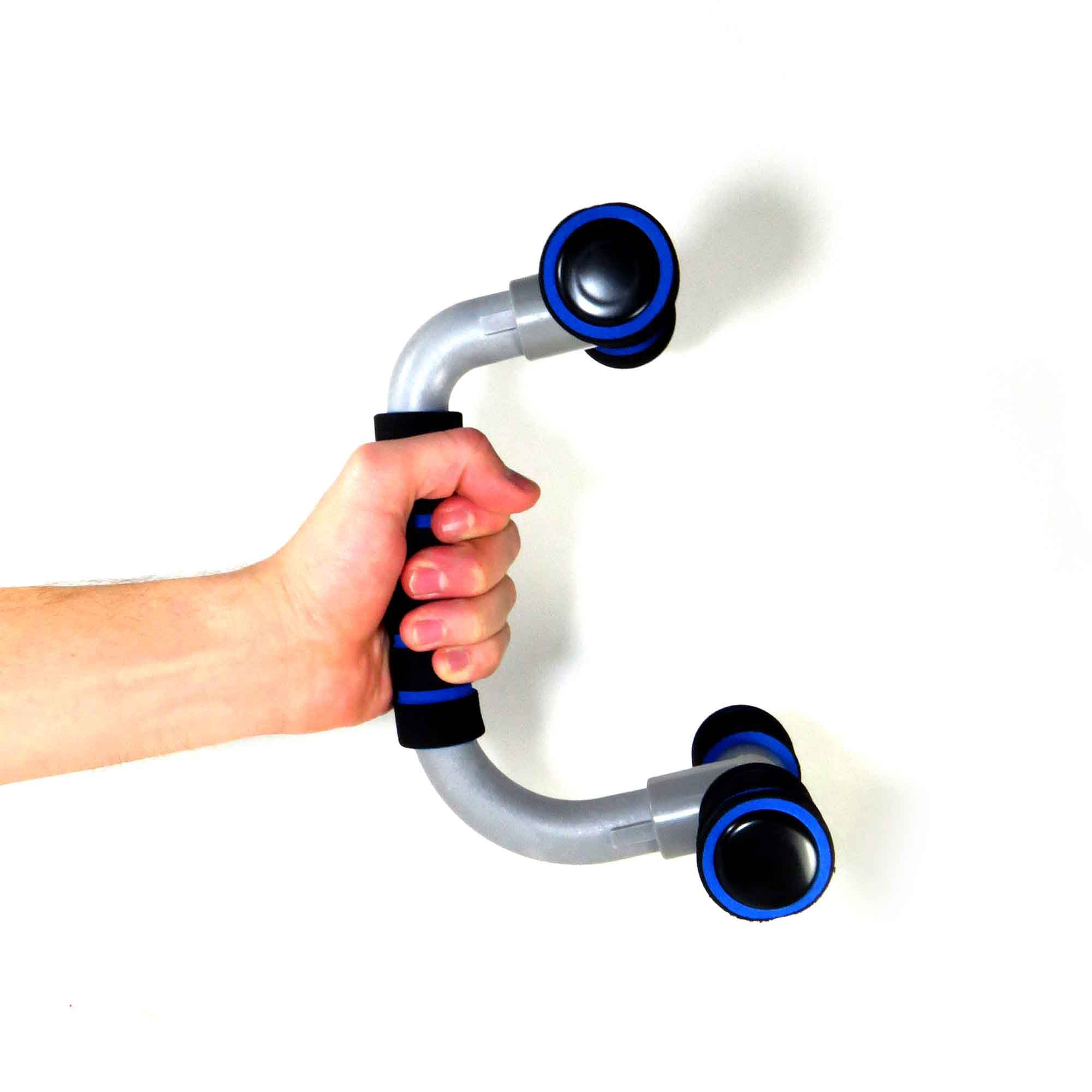 Apoio Fixo Para Flexão De Braço Suporte Exercícios Fitness