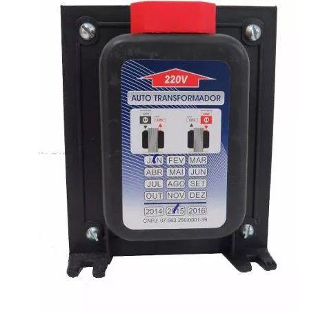 Autotransformador 4000va 10000 BTUs Conversor De Voltagem 2800W 127v 220