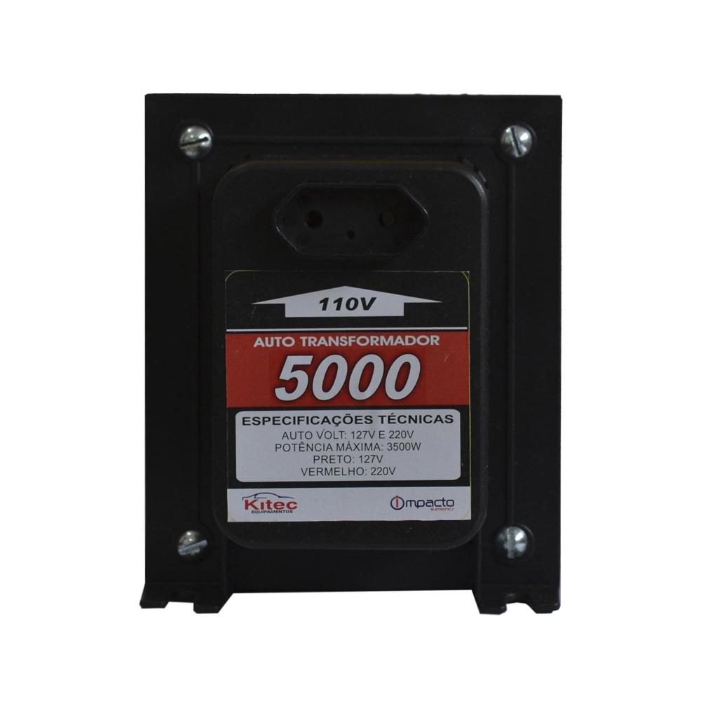 Autotransformador 5000va 127/220v Kitec