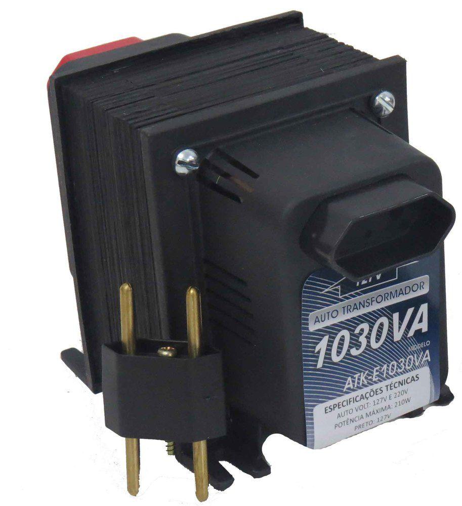 Autotransformador Conversor De Voltagem 1030va 127/220v Cód.262311