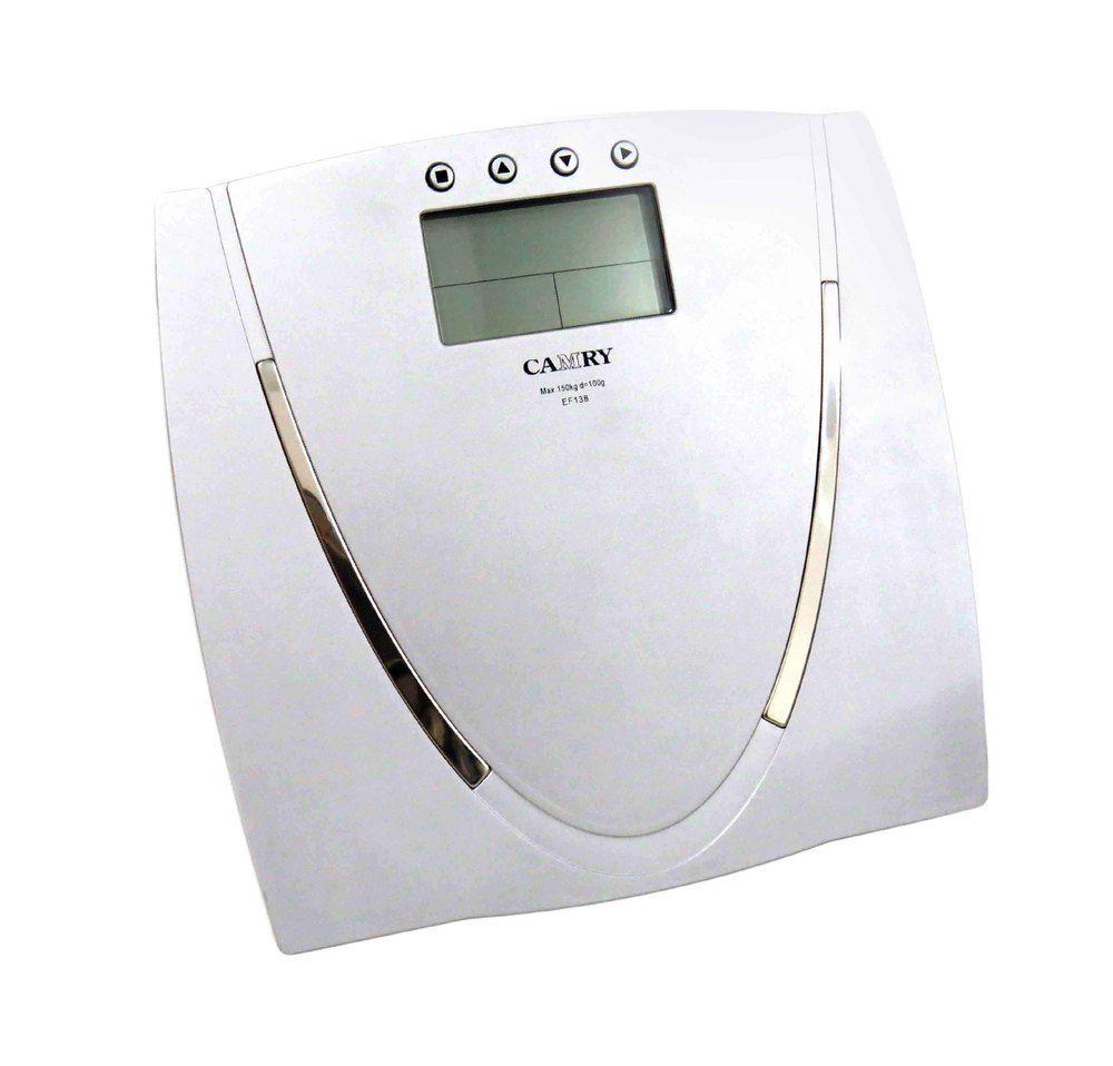 Balança Digital Com Medidor De Gordura E Líquido Corporal Cód.EF-138