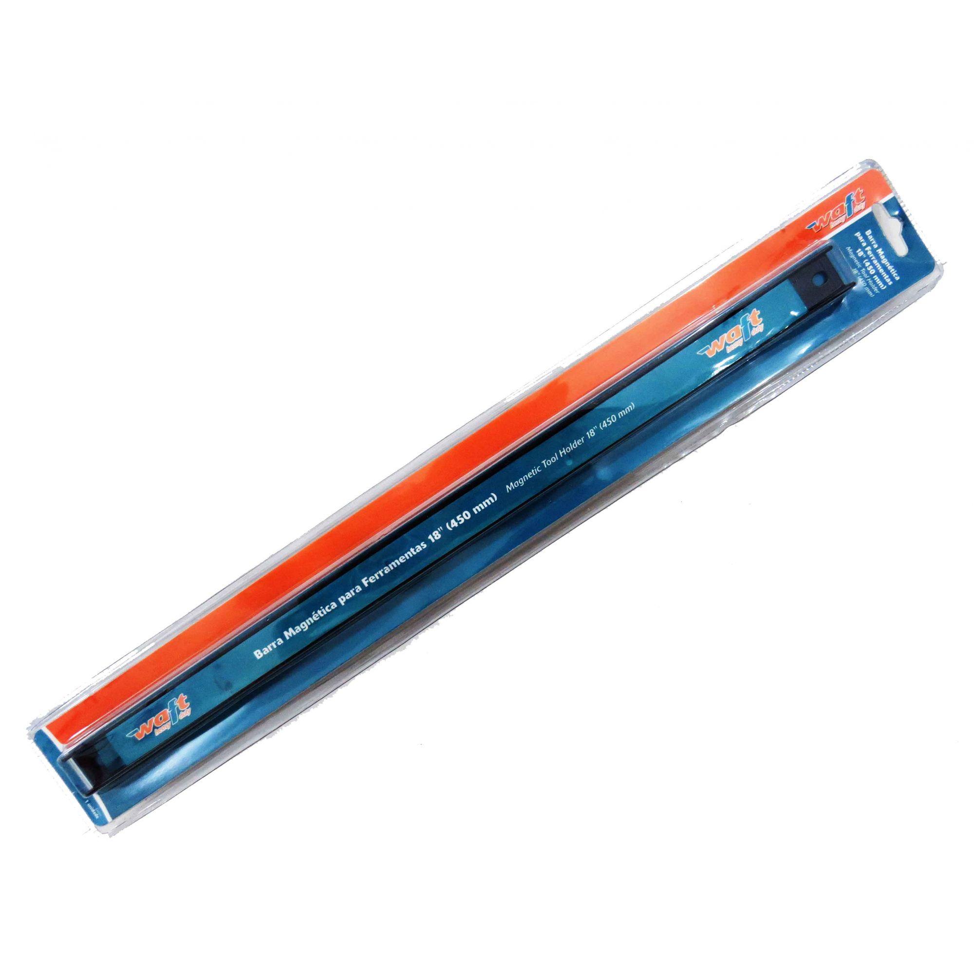 Barra Magnética Para Ferramentas E Facas 18 Pol 45cm
