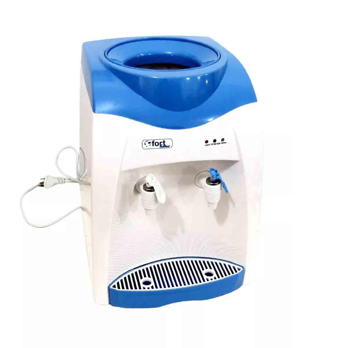 Filtro Bebedouro Eletrônico Refrigerado Gelada Natural 220v