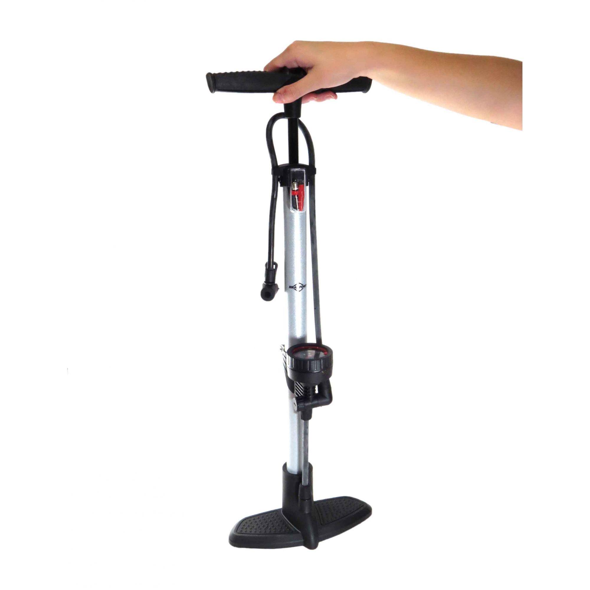 Jogo Bicicleta Bomba de Ar Manual Chave de Boca Capa E Trava