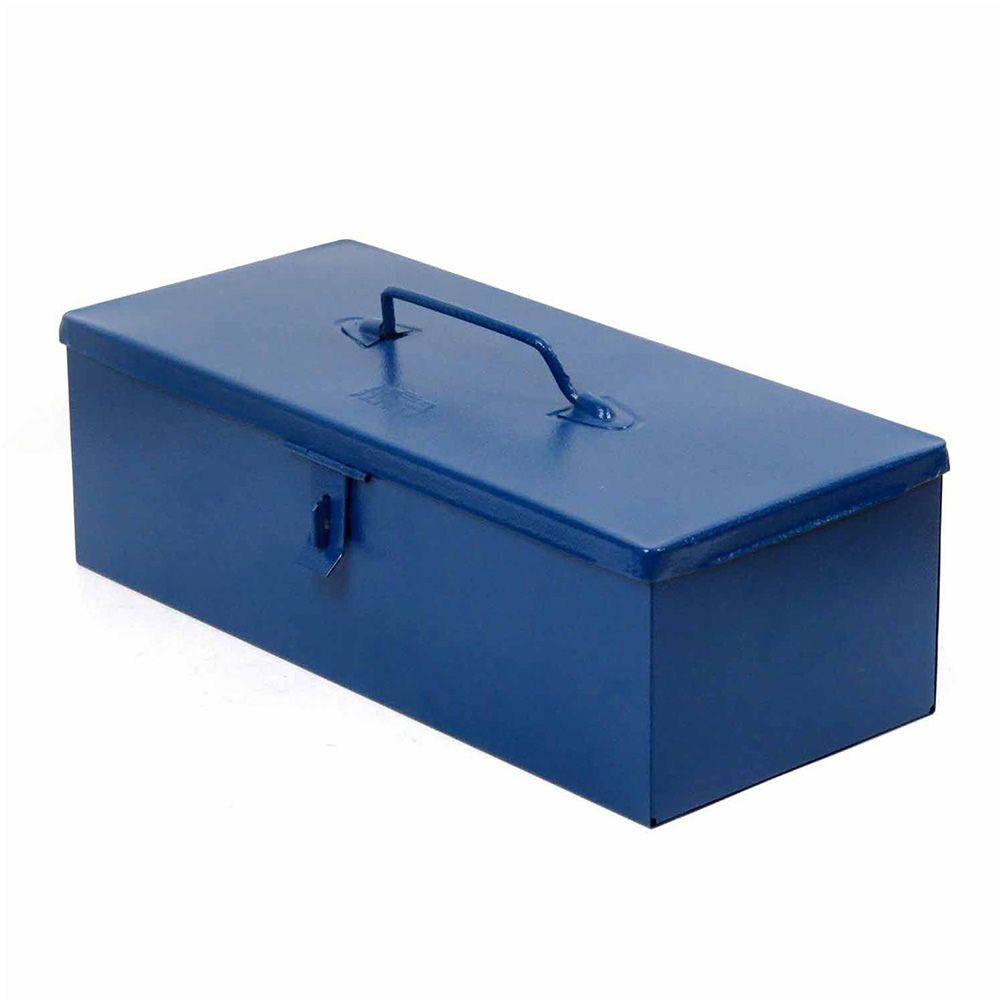 Caixa De Ferramenta Baú 36cm Fercar Cód.0000321