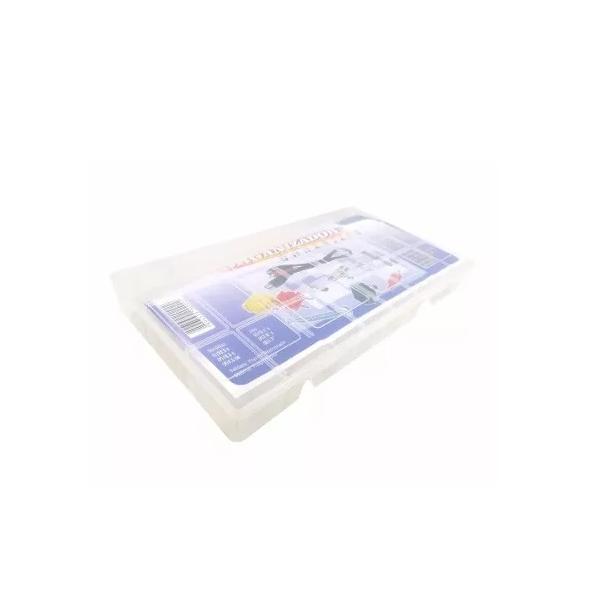 Caixa Organizadora Com Divisórias Fixas 33x19 Cód.0119