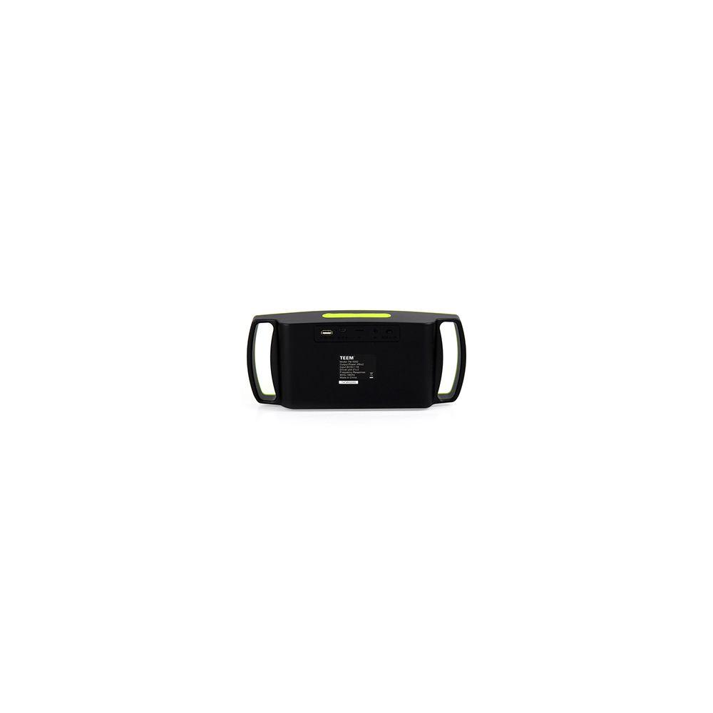 Caixinha de Som Multifuncional Fm Recarregável Bluetooth Teem