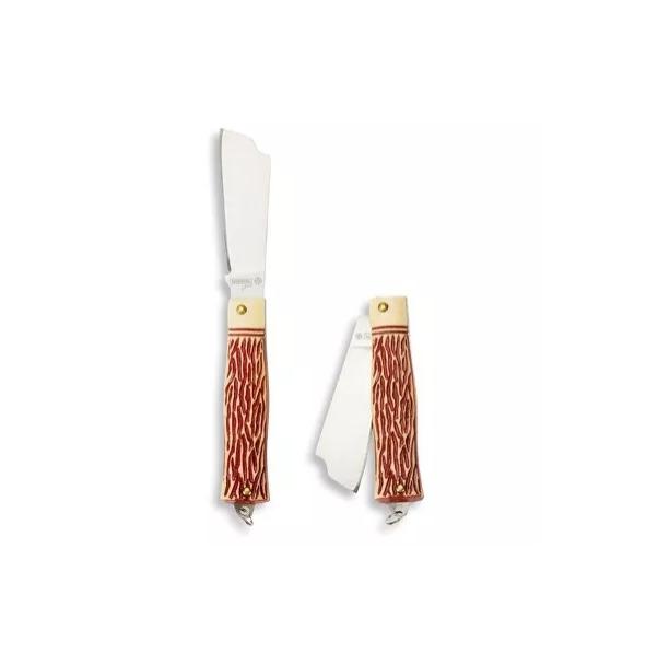 Canivete Esportivo Com Bainha Aço Inox Pesca Camping