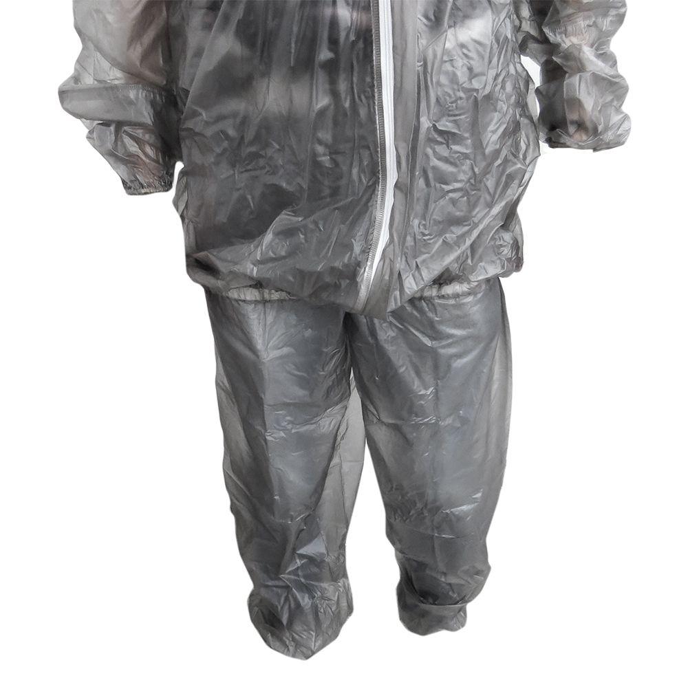 Capa de Chuva Nikokit EXTRA G Transparente Cód.087570