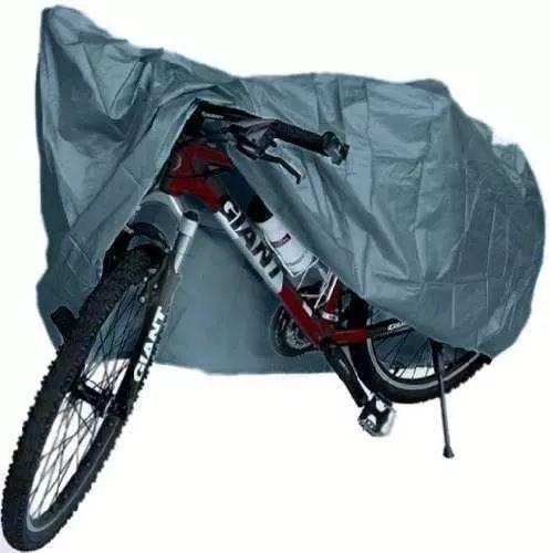 Capa Para Bicicleta + Chave 10 Bocas + Trava Bike