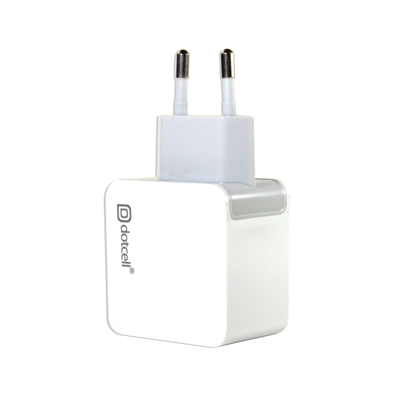 Carregador USB De Celular Parede Tomada Bivolt 2.1A 2 Saídas OUTLINE