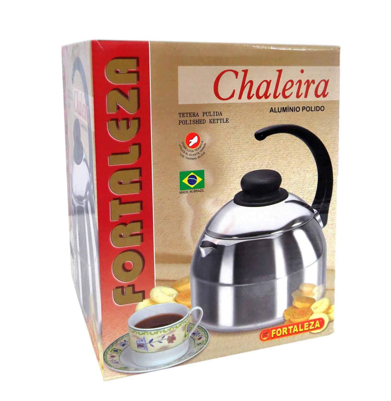 Chaleira Polida Fortaleza (E)