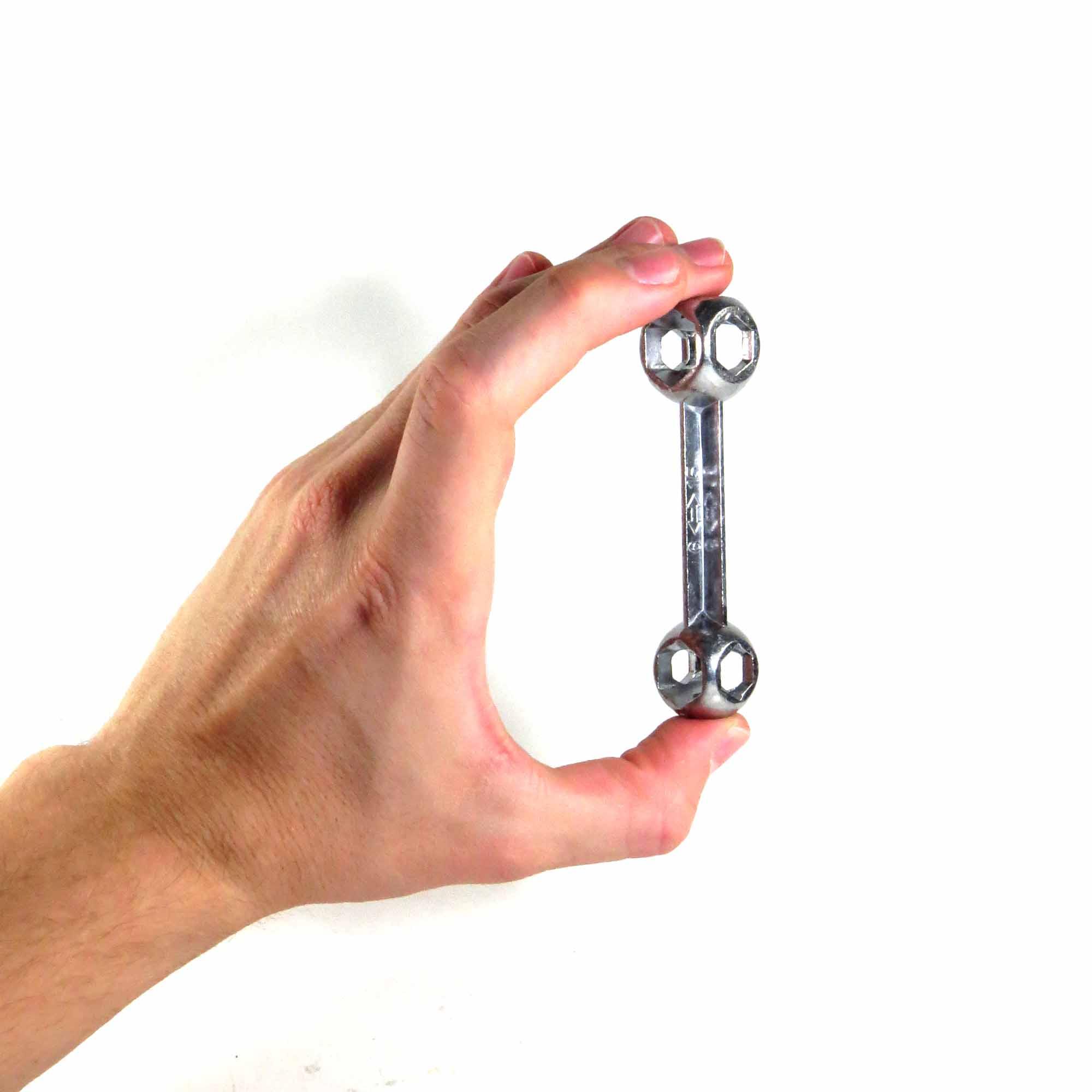 Chave Boca 10 Em 1 Para Bicicleta Bike Porcas Parafusos