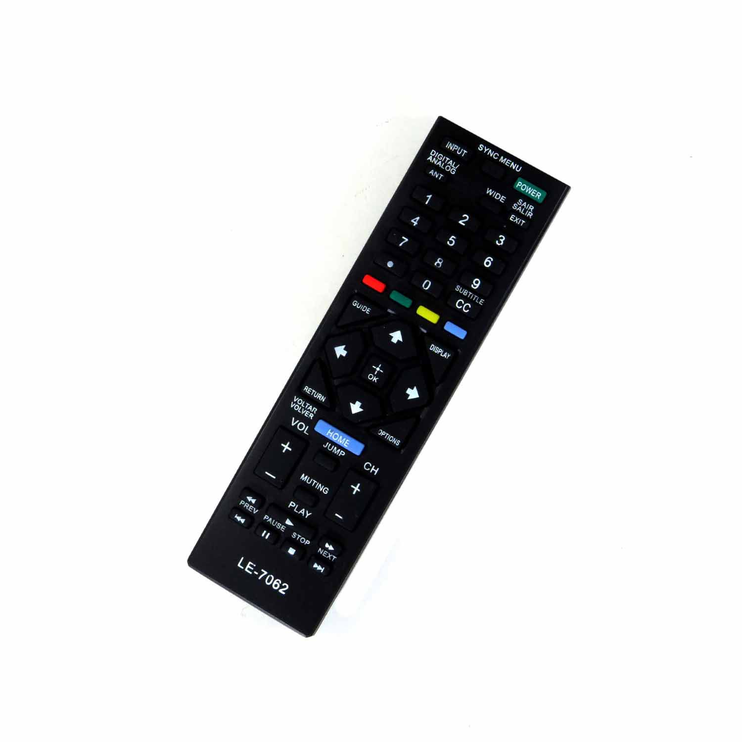 Controle Remoto Para TV LCD LED Sony Bravia Home RM-YD093