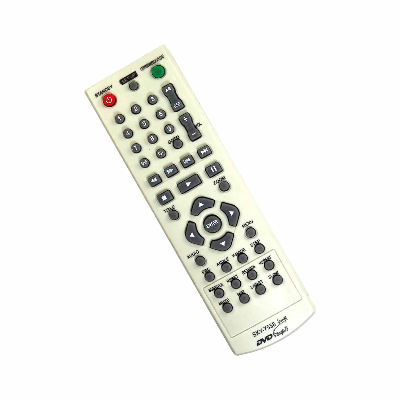 Controle Remoto Para DVD Britania FAMA 3 Sem USB
