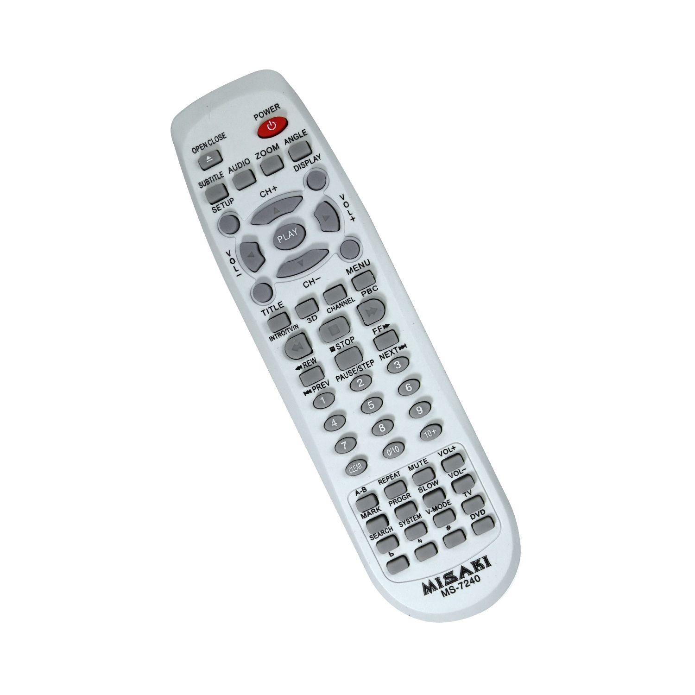 Controle Remoto Para DVD SEMP Toshiba DVD3150 SD-7050