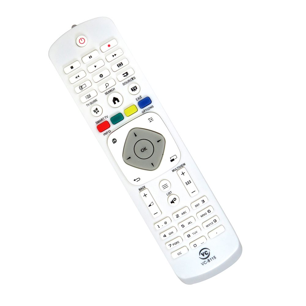 Controle Remoto Para Smart TV Philips LED e LCD 42pfg6519