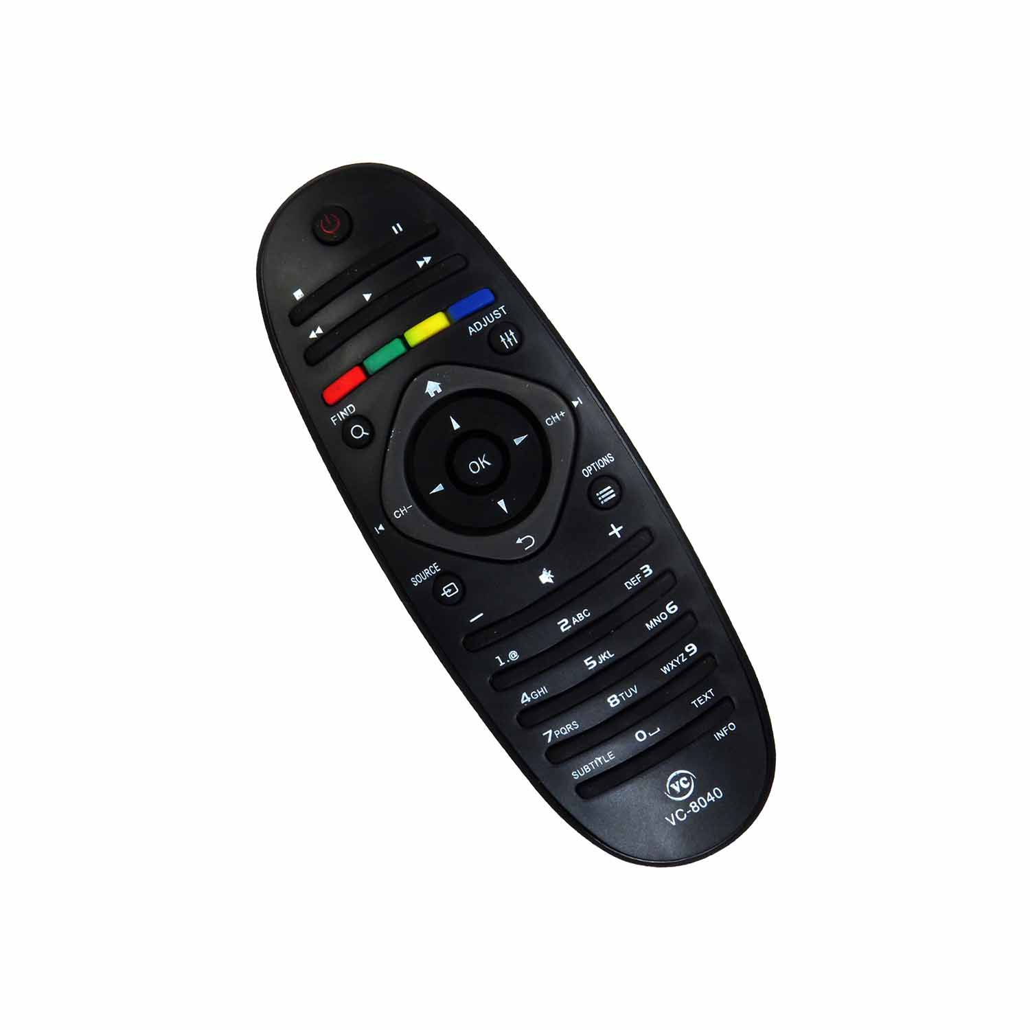 Controle Remoto Para TV LCD LED Philips 32PFL3406D