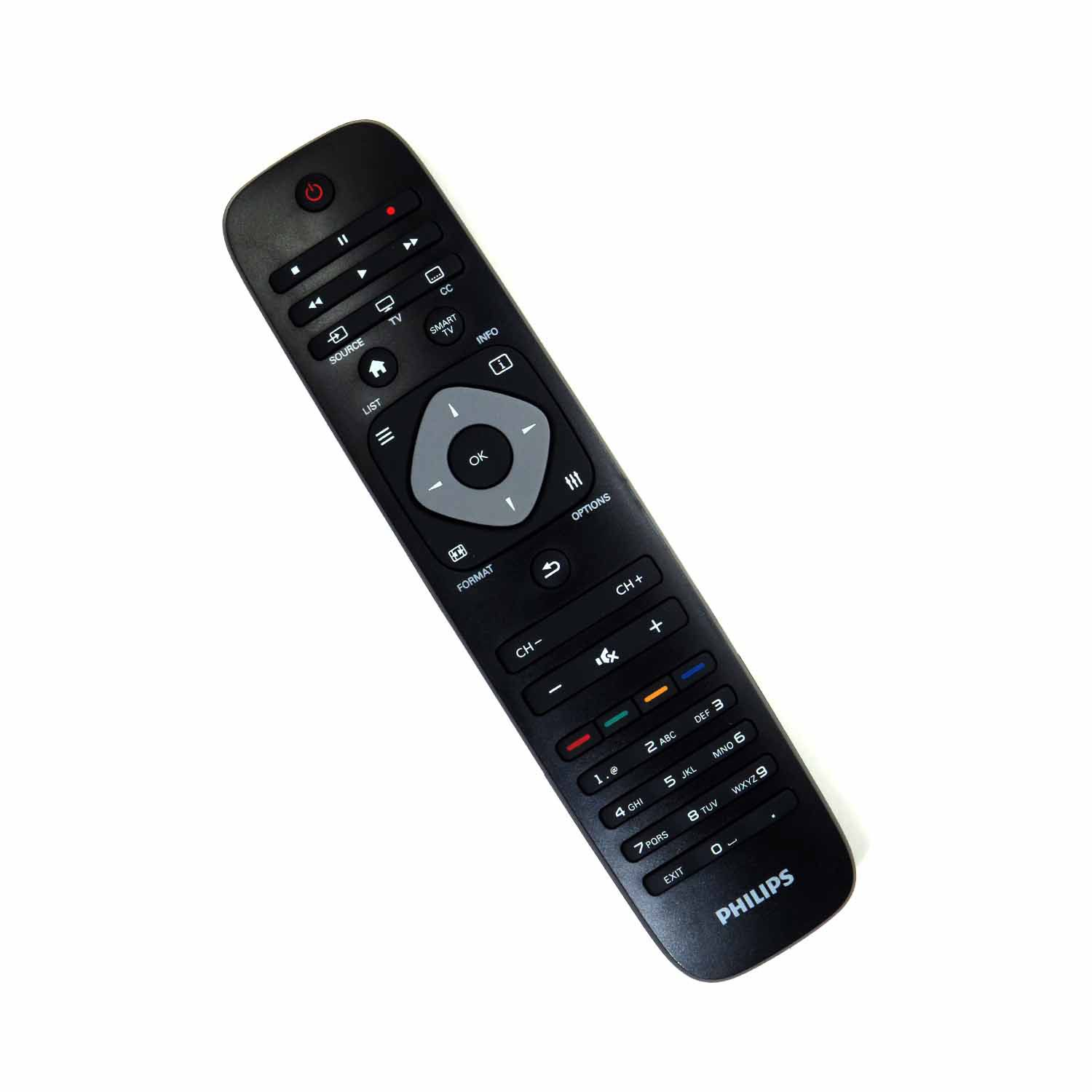 Controle Remoto Para TV LCD LED Philips Smart 42PFL5007G