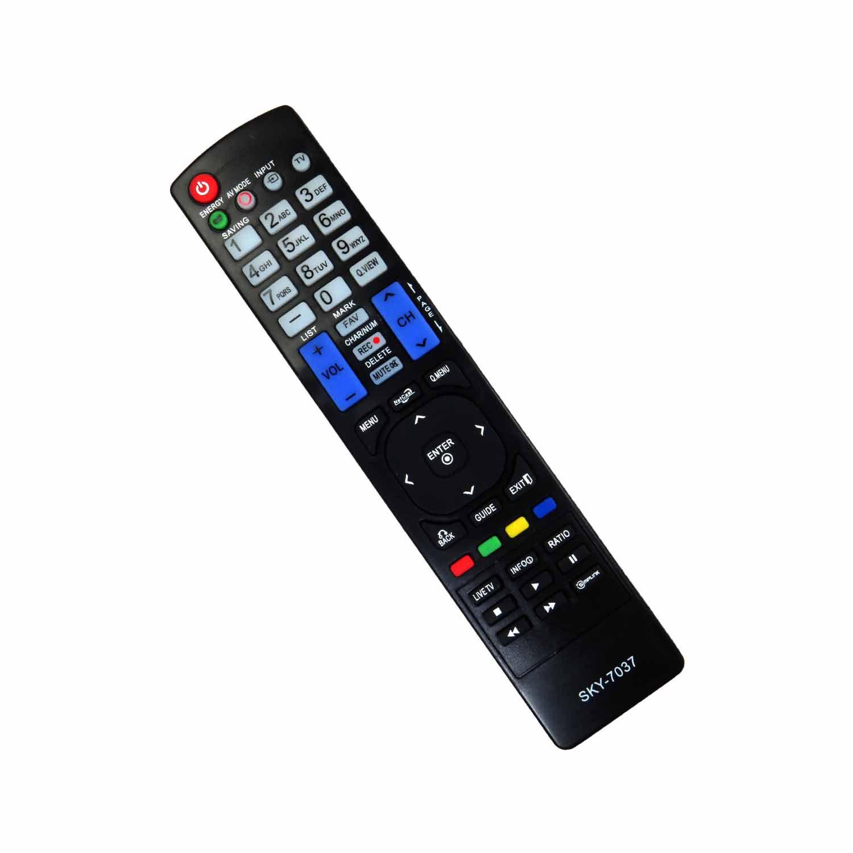 Controle Remoto Para TV LCD LED Plasma LG AKB72915214 7037