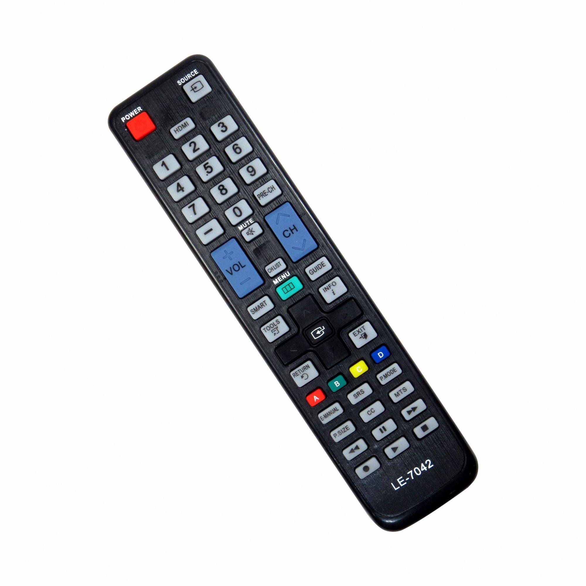 Controle Remoto Para TV LCD LED Samsung AA59-00469A