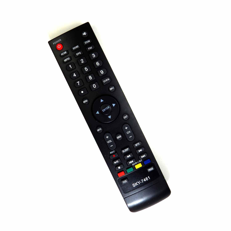 Controle Remoto Para TV LCD LED SEMP Toshiba CT-6510 DL2970W DL2971W DL3270W DL3970F