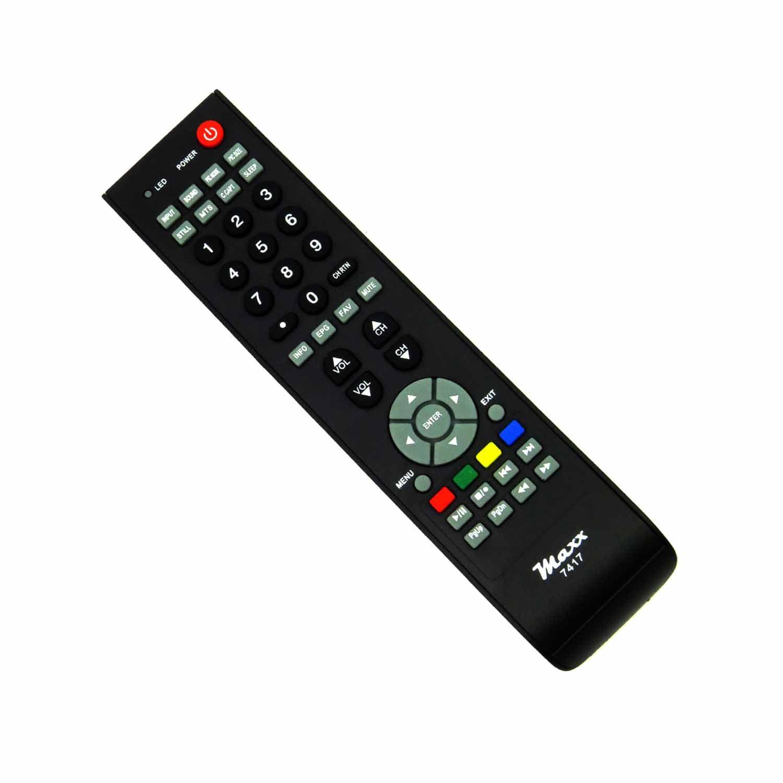 Controle Remoto Para TV LCD LED SEMP Toshiba LC2655WDA LC3255WDA Maxx