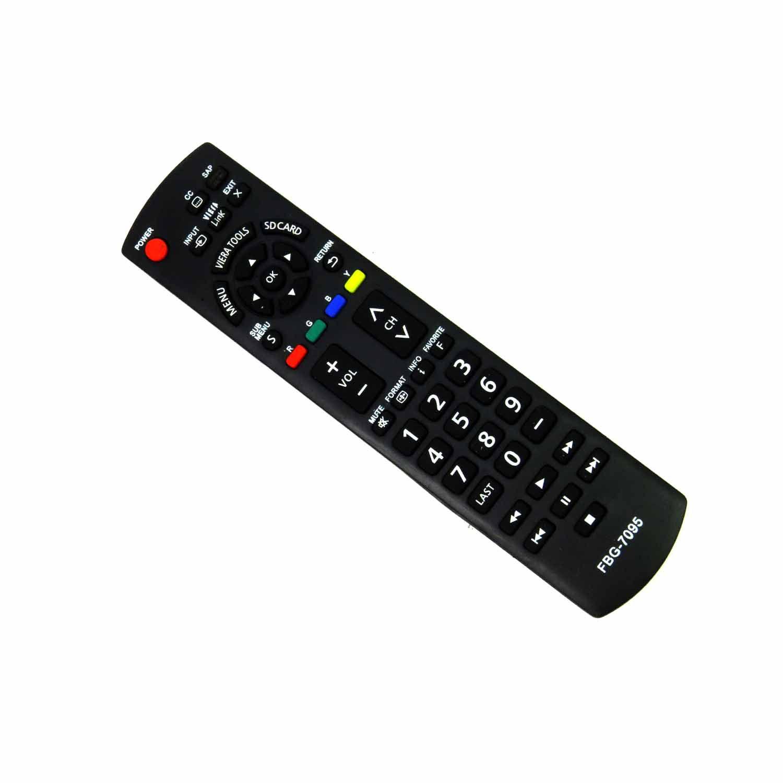 Controle Remoto Para TV LCD Panasonic N2QAYB000570 FBG