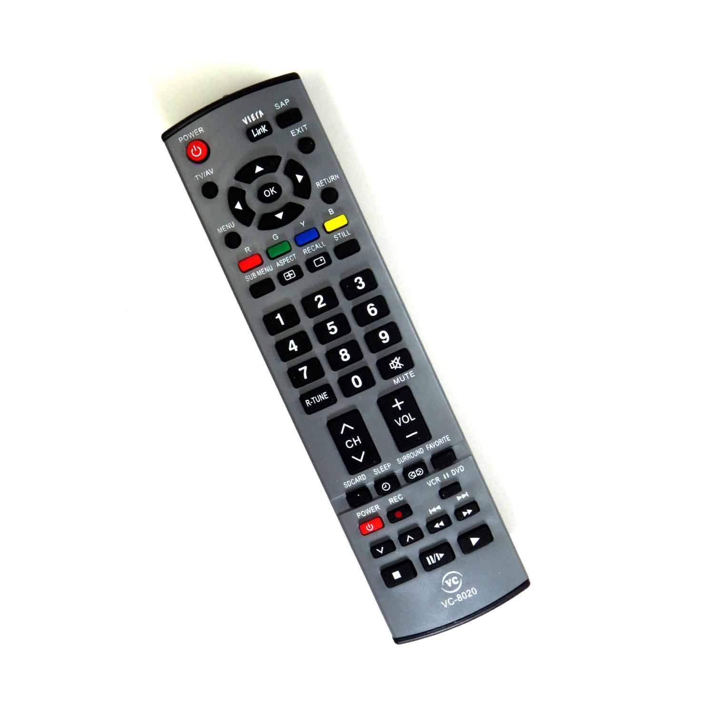 Controle Remoto Para Tv Plasma Panasonic Viera Th-42pv70lb