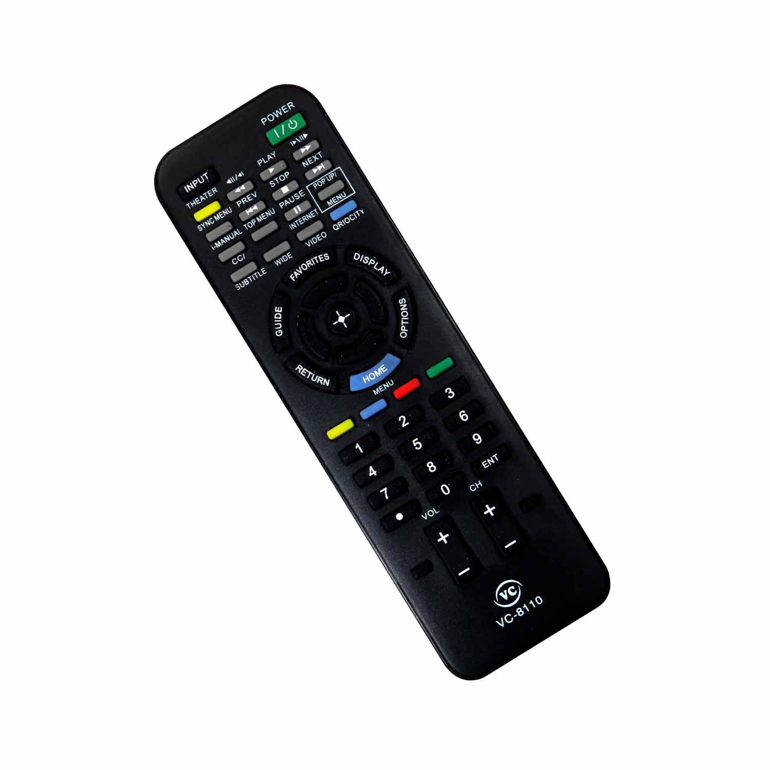Controle Remoto Para Tv Sony Led Lcd Rm-yd047 Kdl40ex505