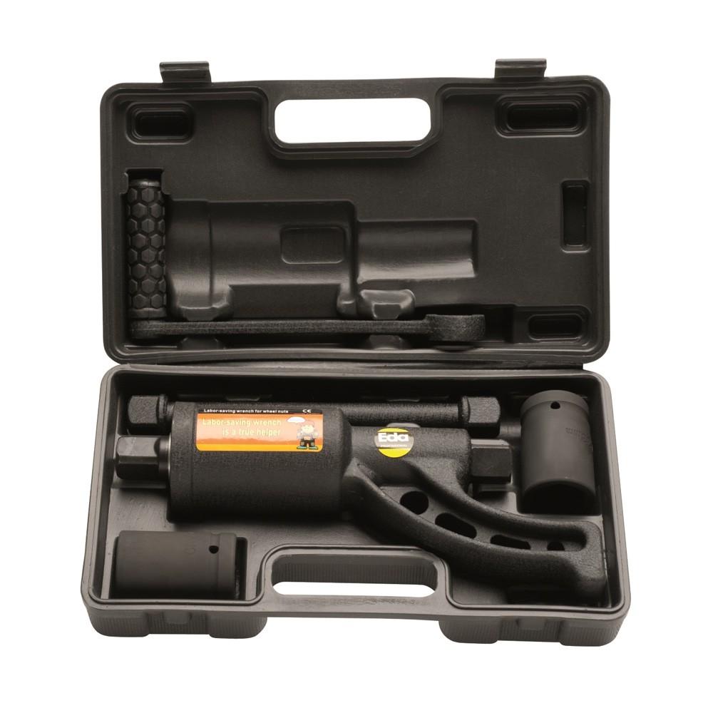 Desforcímetro Torqueador 580 Kfg 1:58 com Soquetes 32 e 33MM