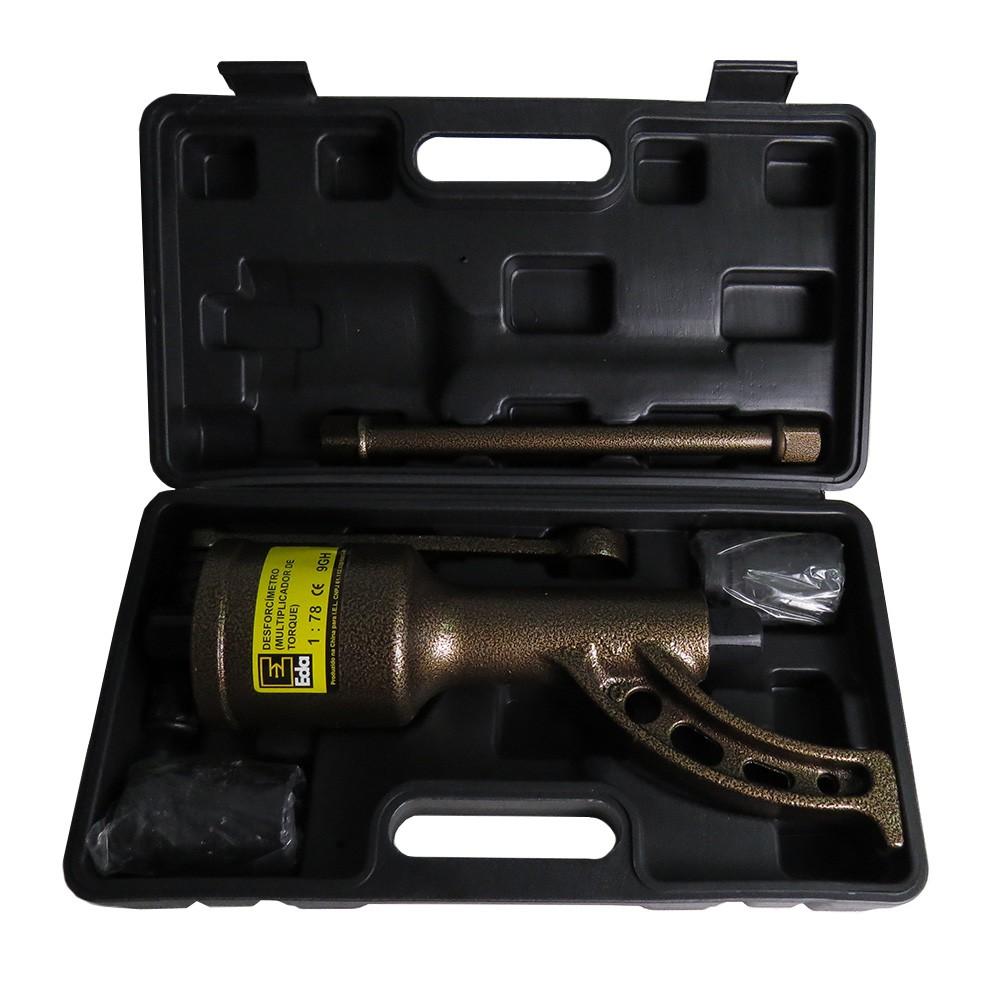 Desforcímetro Torqueador 780 Kfg 1:78 com Soquetes 32 e 33MM