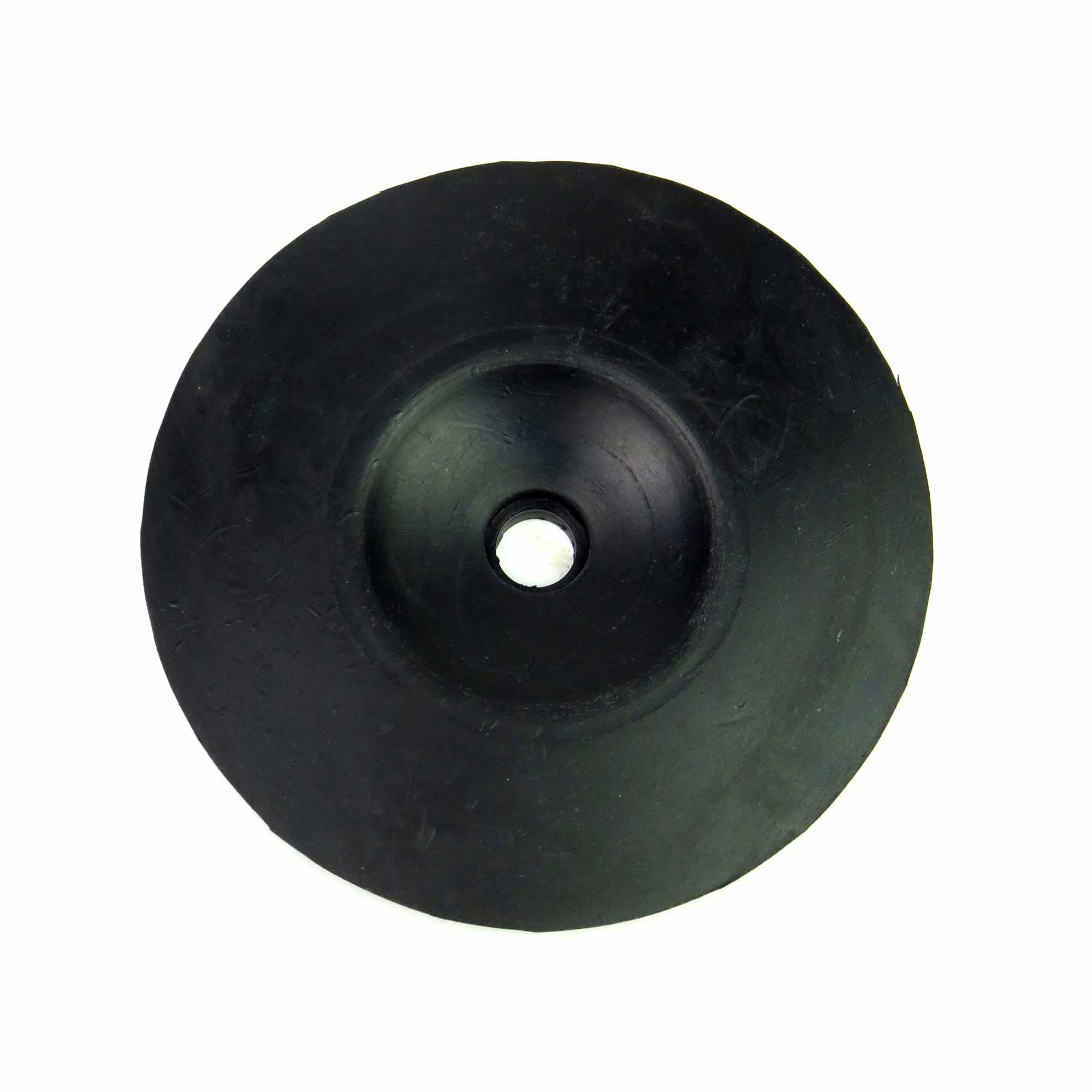 Disco de Borracha 5 Pol Para Lixadeira e Politriz